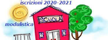 iscrizioni a.s.2020/2021 modelli iscrizione infanzia/primaria